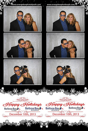 Balboa Bay Club and Resort Holiday Party