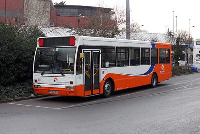 604 N604 FJO 65-MJI2365 ex Oxford Bus Company