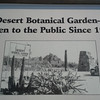 1/2014 A visit to the Desert Botanical Gardens...
