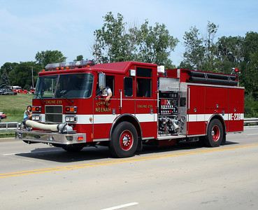 TOWN OF NEENAH FD WI  ENGINE 239