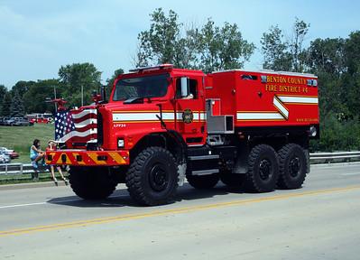 BENTON COUNTY FIRE DISTRICT WA