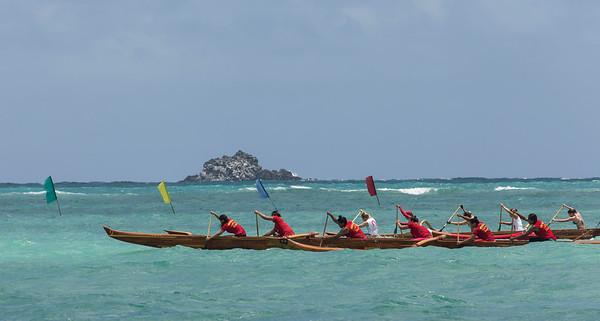Kailua regatta 6/8/2014