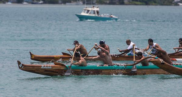 Kaneohe regatta 7/13/2014