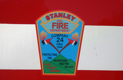 Stanley Volunteer Fire Department - Page County Station 24.
