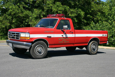 This 1991 Ford F-250 is Utility 24.