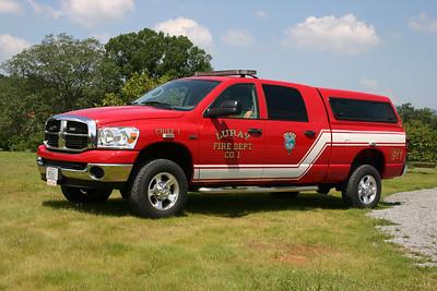 Chief 1's sharp 2009 Dodge Ram 2500.