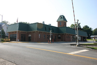 Another view of Luray's station.