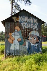 Painted Barns Cameron, NC