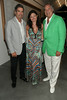 Mario Singer, Scarlet Magda, Stewart Lane<br /> photo by Rob Rich/SocietyAllure.com © 2014 robwayne1@aol.com 516-676-3939