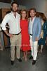 Jack Hazzard, Elizabeth Lohr and Jared Abrams atttend the Parrish Arts muesum annual summer gala<br /> at the Parrish Arts Muesum on July 12, 2104 in Watermill.<br /> <br /> photo by SocietyAllure.com/Rob Rich