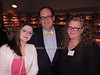 Olivia Winne, John Winne, Laura Winne<br /> photo by Rob Rich/SocietyAllure.com © 2014 robwayne1@aol.com 516-676-3939