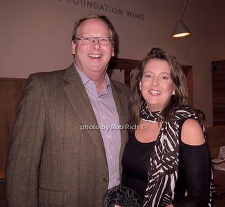 Hamilton Hoge, Cathy Hartman photo by Rob Rich/SocietyAllure.com © 2014 robwayne1@aol.com 516-676-3939