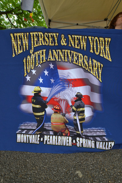 100th Anniversary of the NJ and NY Volunteer Firemen's Association