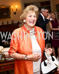 Marie Ridder. Photo by Tony Powell. Newport Society Party. Prince Residence. May 13, 2014