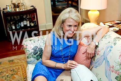 Sara Grosvenor. Photo by Tony Powell. Newport Society Party. Prince Residence. May 13, 2014