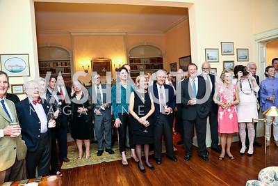 Photo by Tony Powell. Newport Society Party. Prince Residence. May 13, 2014