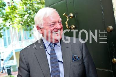 Rusty Powell. Photo by Tony Powell. Newport Society Party. Prince Residence. May 13, 2014