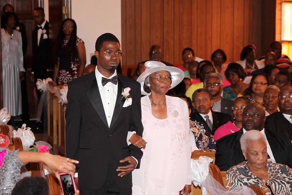Pastor Lenora Bryant Weds Pastor Melvin Perry June 29, 2013