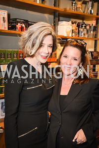 Heather Podesta, Kimball Stroud, Peet's Coffee & Tea VIP Launch Party, Wednesday, April 30th, 2014, 1701 Pennsylvania Avenue NW.  Photo by Ben Droz.
