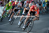 Oliver Kaisen leads the chase for Lotto-Belisol...