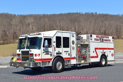 MILLERS TOWN FIRE CO.