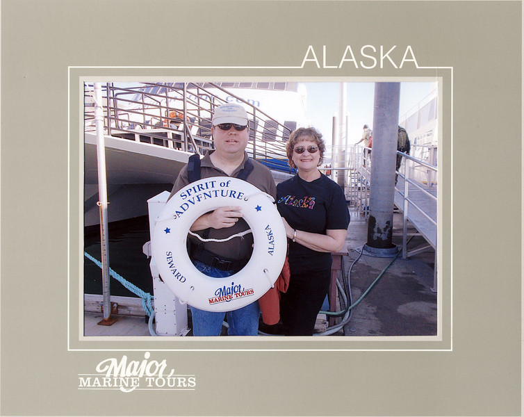 Major Marine day cruise through Kenai National Park is one of our favorite cruises.