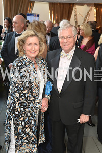 Dottie Hawkins, Val Hawkins, 2014 Annual Phillips Collection Gala, Friday May 16, 2014, Photo by Ben Droz