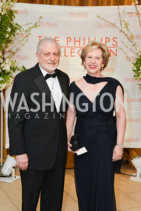 Jim Gail, Lisa Barry, 2014 Annual Phillips Collection Gala, Friday May 16, 2014, Photo by Ben Droz