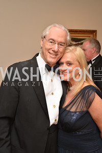 George Vradenburg, Trish Vradenburg,  2014 Annual Phillips Collection Gala, Friday May 16, 2014, Photo by Ben Droz