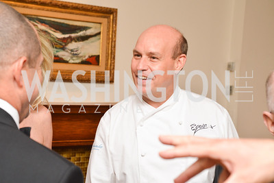 Chef Todd Gray, Equinox, 2014 Annual Phillips Collection Gala, Friday May 16, 2014, Photo by Ben Droz