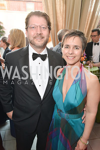 David Grosso, Serra Sippel, 2014 Annual Phillips Collection Gala, Friday May 16, 2014, Photo by Ben Droz