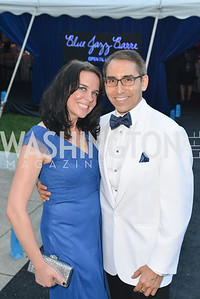 Suzanne Huston, Arthur Espinoza, The Washington Ballet Jazz Ball at the Duke Ellington School of the Arts, May 16, 2014, Photo by Ben Droz