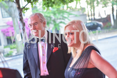 George Vradenburg, Trish Vradenburg, 2014 Annual Phillips Collection Gala, Friday May 16, 2014, Photo by Ben Droz