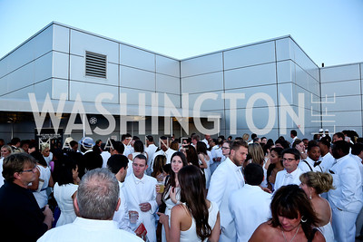 Photo by Tony Powell. Pierre Garçon's 2nd annual All-White Charity Event. Millenium building rooftop. June 5, 2014