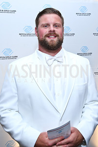 Washington Redskins Center and Guard Kory Lichtensteiger Photo by Tony Powell. Pierre Garçon's 2nd annual All-White Charity Event. Millenium building rooftop. June 5, 2014