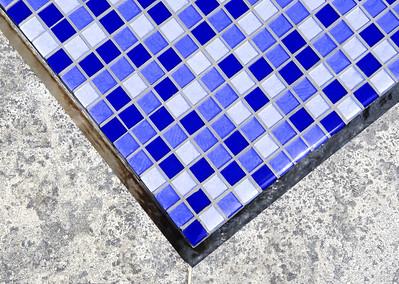 צילום אדריכלות ומוצר: בריכה של חברת פלגים בהרצליה