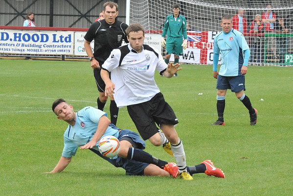 Poole Town (h) 24/8/13