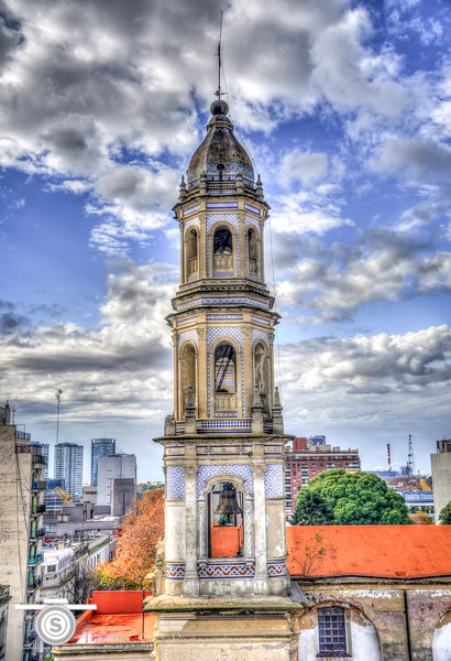 A beautiful bell tower was the site that greeted us each morning outside the kitchen window of our apartment. What a lovely way to wake, have coffee and welcome in a new day. We were located in the neighborhood of San Telmo in Buenos Aires, Argentina