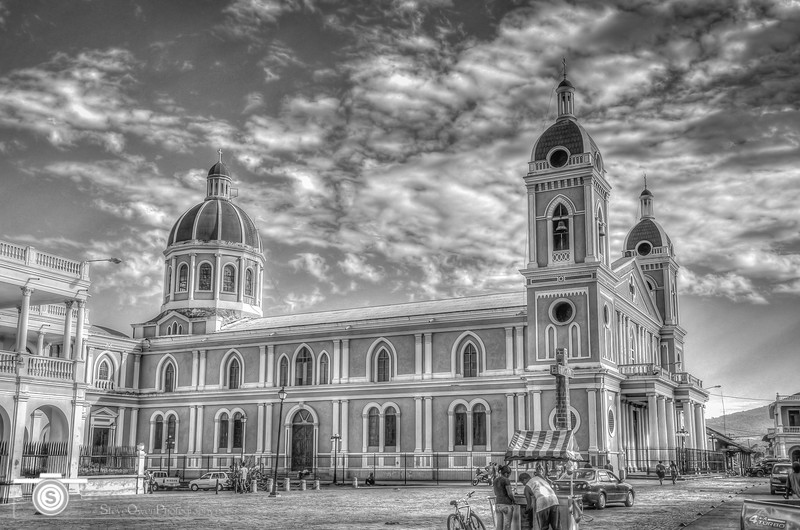 Cathedral in Shades of Grey