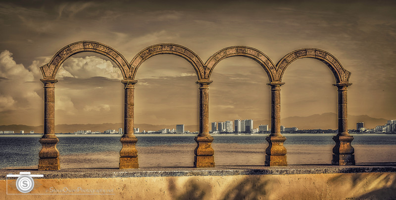 Arches of Gold