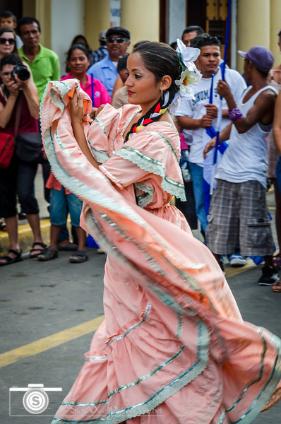 A Beautiful Local Dancer