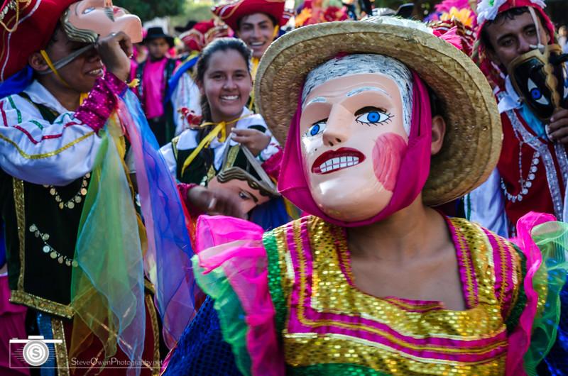 Festive Dancer