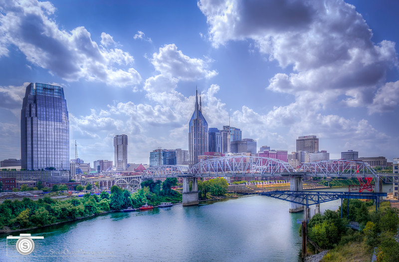 Nashville in Blue