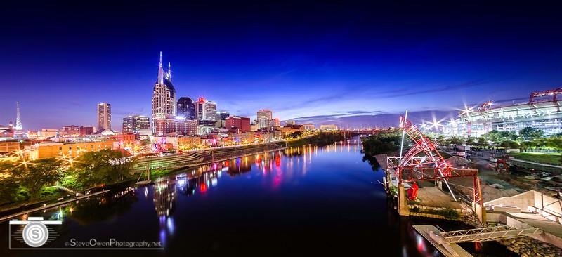 Nashville Cityscape 2