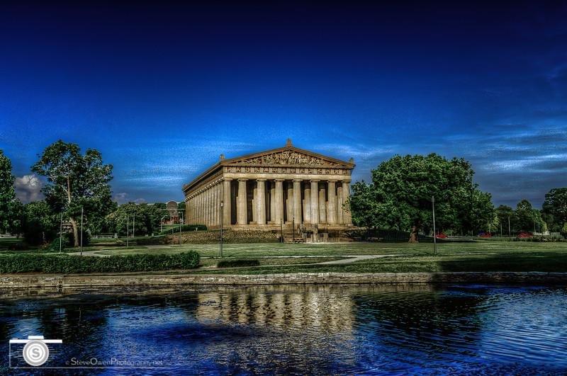 The Parthenon Romantica