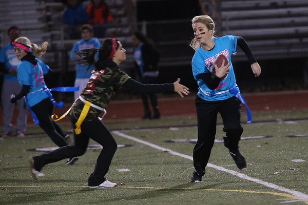 Powder Puff Football 2013