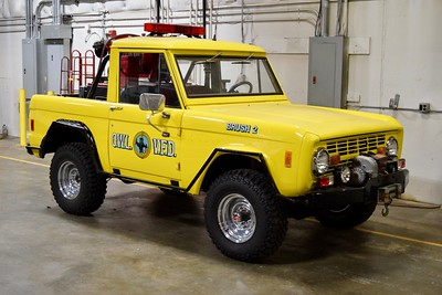 OWL still owns this 1977 Ford Bronco, former Brush 2.