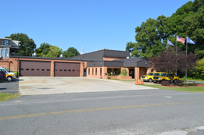OWL Fire Station 2 in Woodbridge, VA.