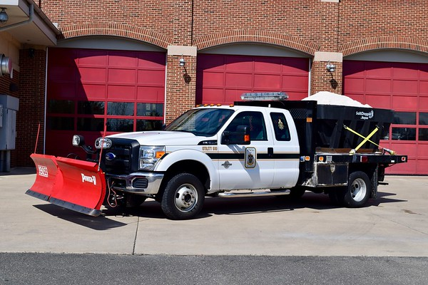 Utility 510 is a 2010 Ford F-350.