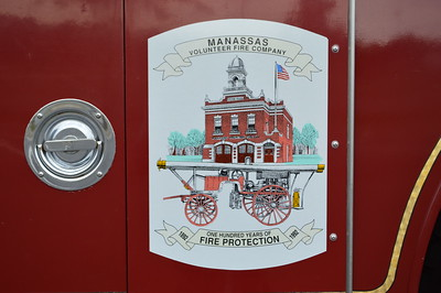 Manassas, Virginia Volunteer Fire Company.  Manassas is a separate department that operates within Prince William County and has automatic mutual aide agreements.